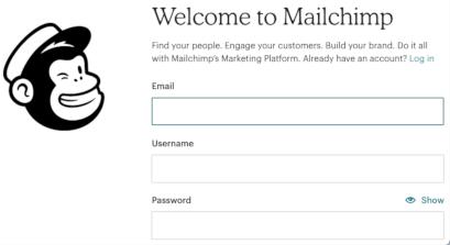 Mailchimp Sign-up